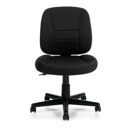 Armless Air Mesh Task Chair