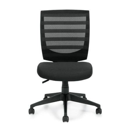 Mid Back Armless Task Chair