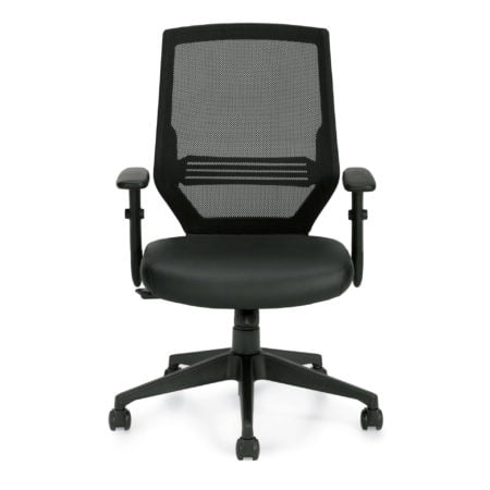 High Back Mesh Management Chair