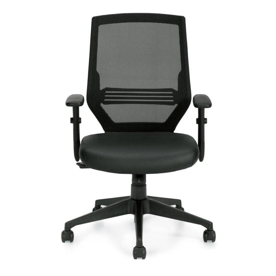 High Back Mesh Management Chair