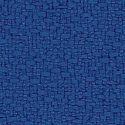 Swatch for lapis panel fabric. (AN42)