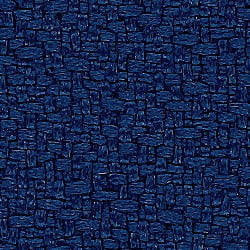 Swatch for cobalt panel fabric. (AN62)