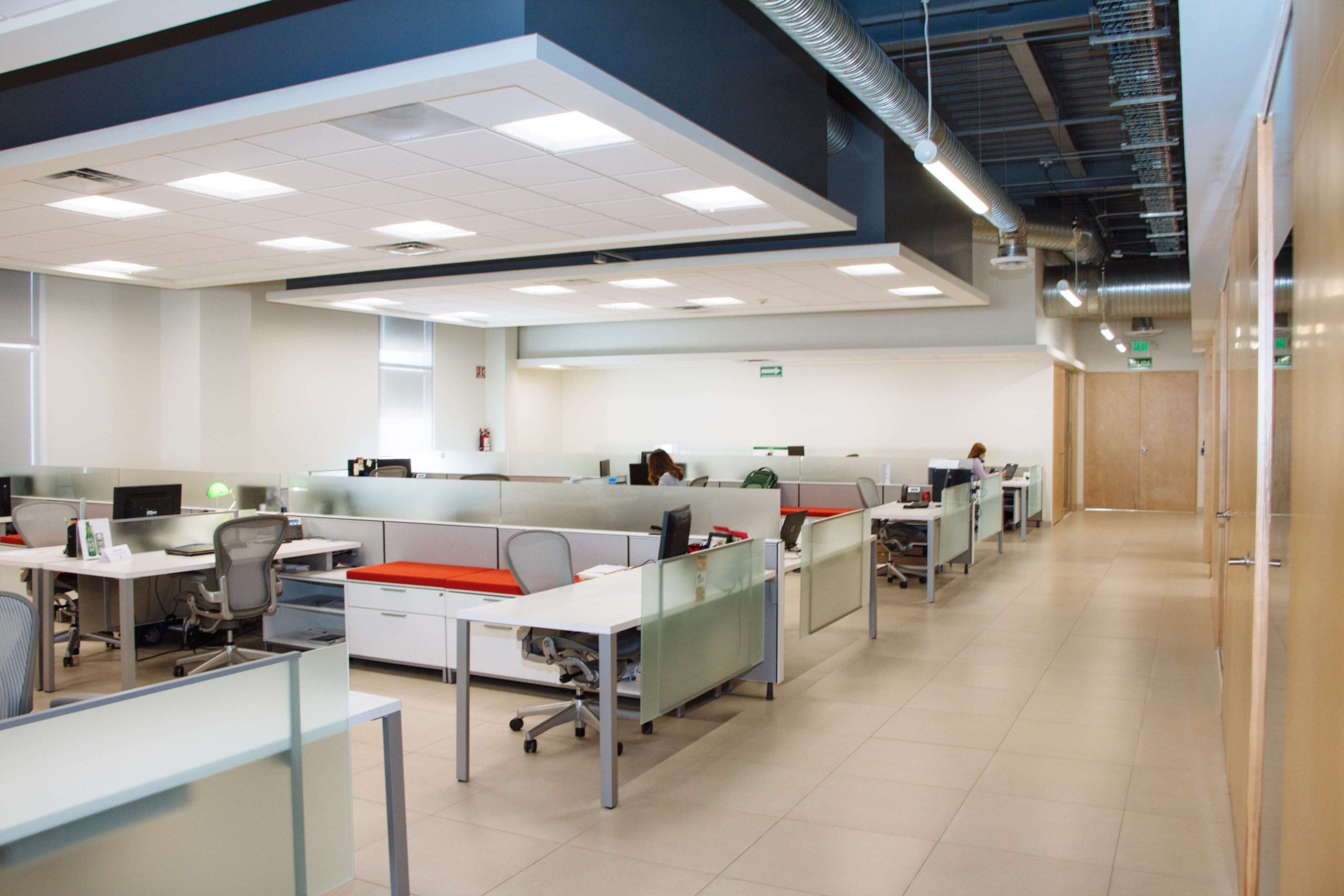 COVID-19 Safety Could Change Your Workplace With Office Partitions and Other Furniture